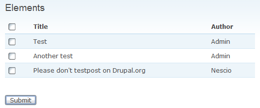 A new form element in Drupal core   Heine